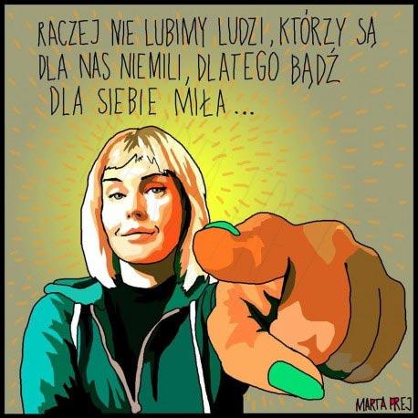 badz-mila-dla-siebie,-Marta-Frej